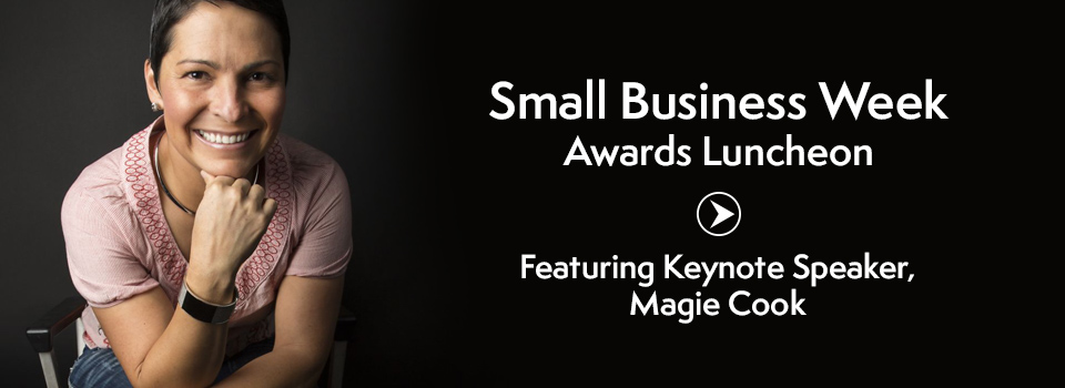 Small Business Week Featuring Magie Cook