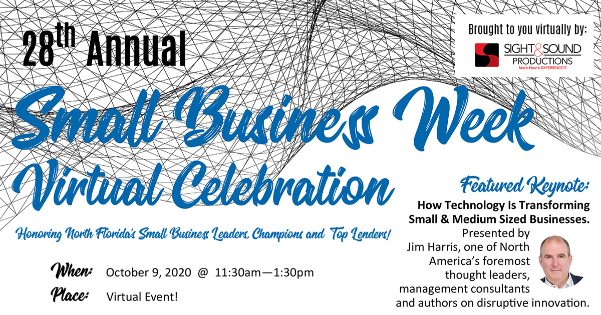 2020 Small Business Week Online Celebration