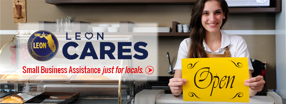 Leon County CARES Act | Small Business Assistance