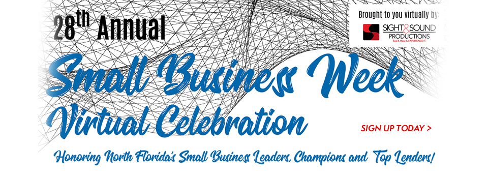 28th Annual Small Business Week Virtual Celebration