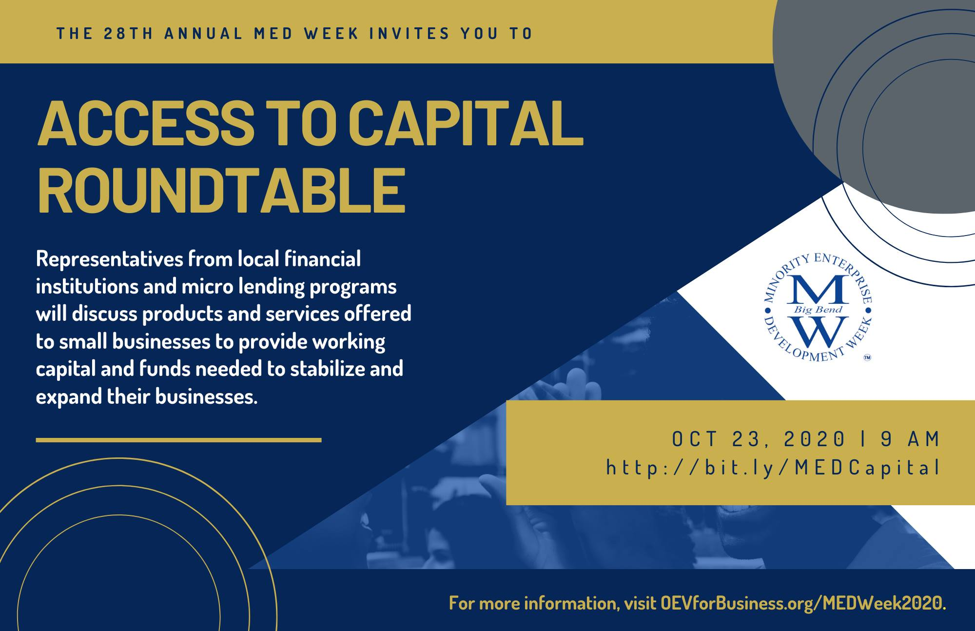 Access to Capital Roundtable