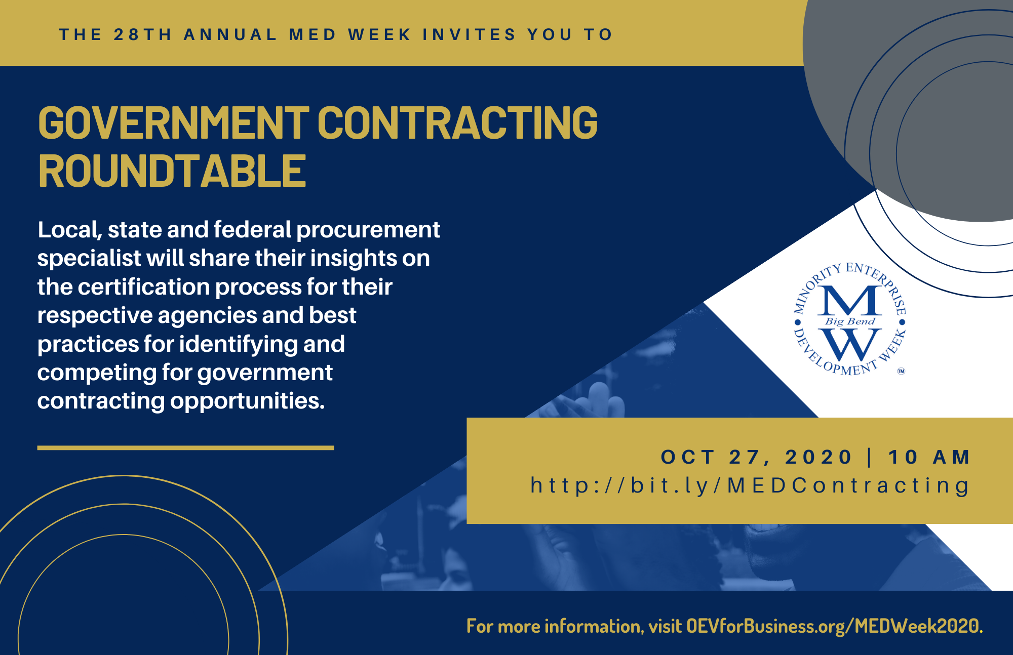 Government Contracting Roundtable