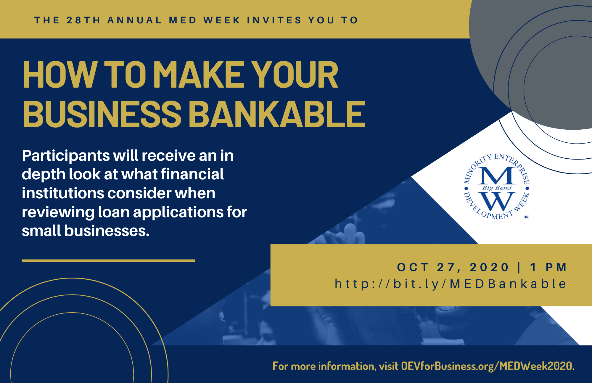How to Make Your Business Bankable